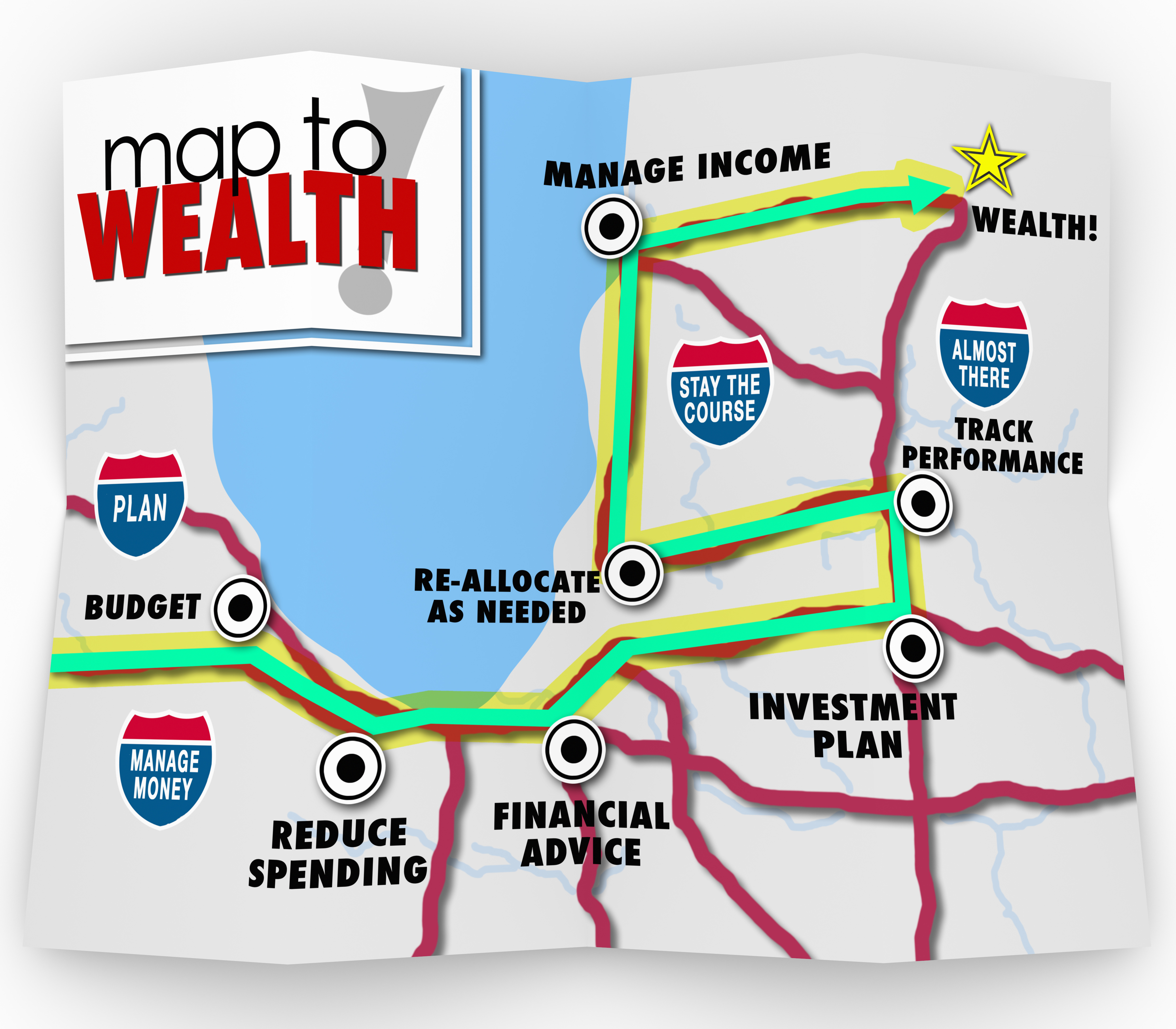 Map to Wealth